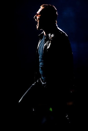 Bono (U2) - Andreas Terlaak Photography