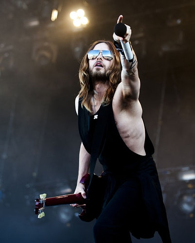 30 Seconds to Mars - Andreas Terlaak Photography