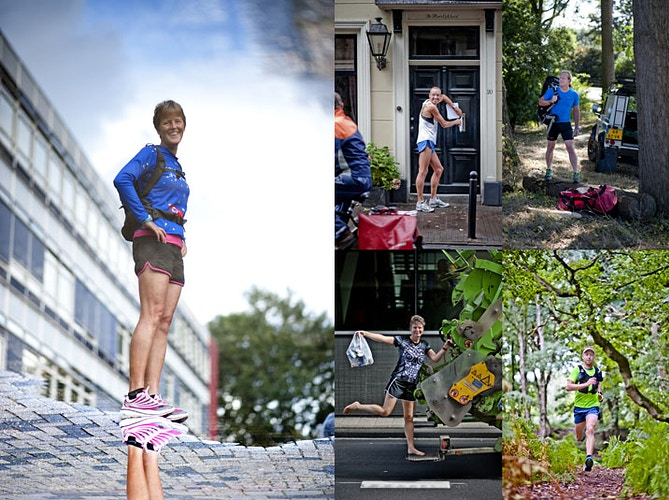 Types of runners - Andreas Terlaak Photography