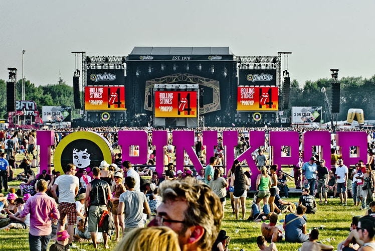 Pinkpop Festival - Andreas Terlaak Photography