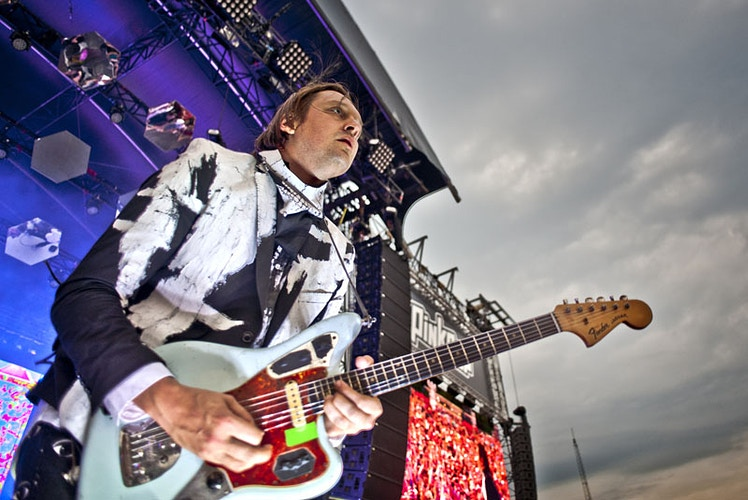 Arcade Fire (Pinkpop Festival) - Andreas Terlaak Photography