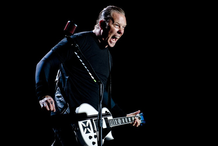 Metallica (Pinkpop Festival) - Andreas Terlaak Photography