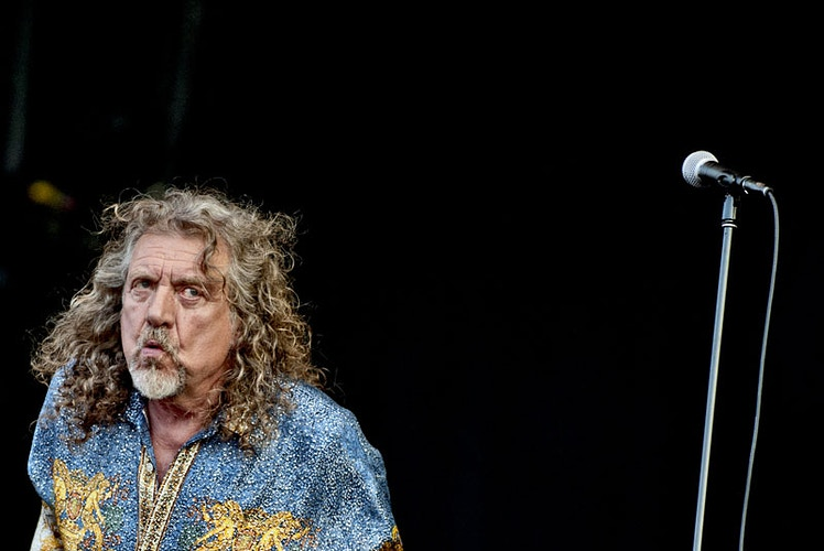Robert Plant (Pinkpop Festival) - Andreas Terlaak Photography