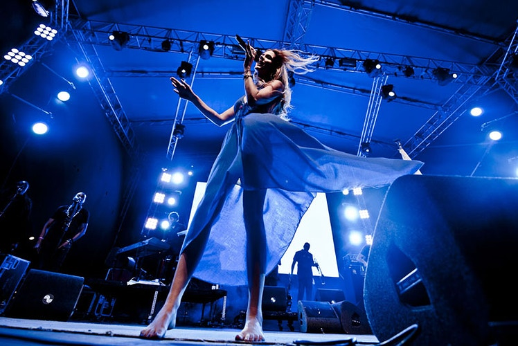 Joss Stone (Curacao North Sea Jazz) - Andreas Terlaak Photography