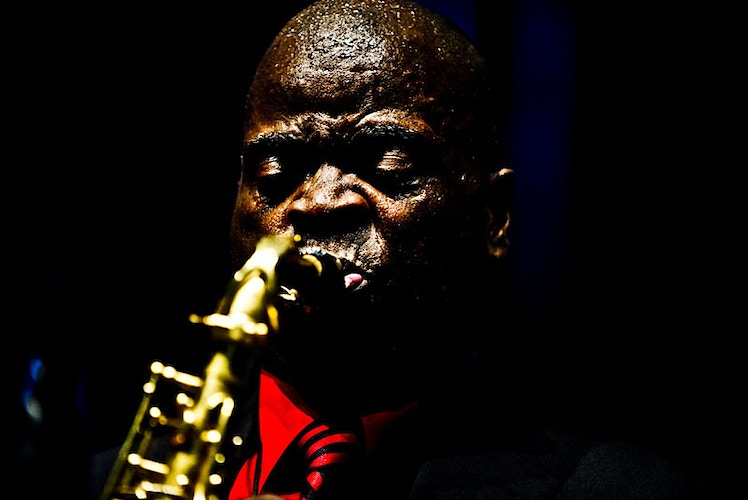 Maceo Parker (Curacao North Sea Jazz) - Andreas Terlaak Photography