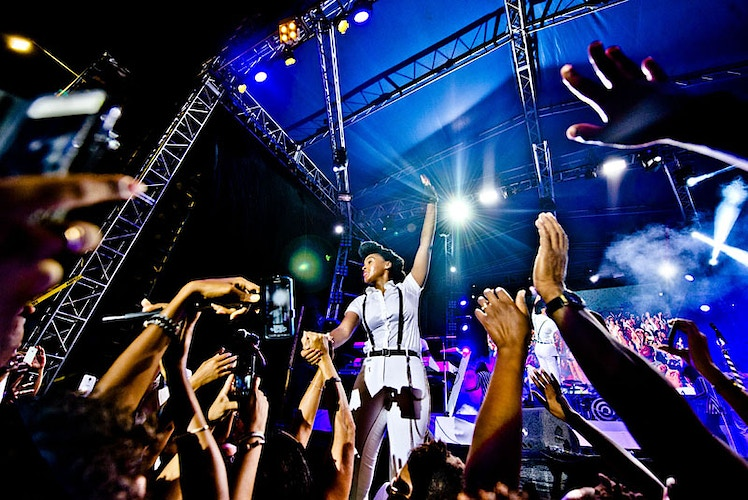Janelle Monae (Curacao North Sea Jazz)) - Andreas Terlaak Photography