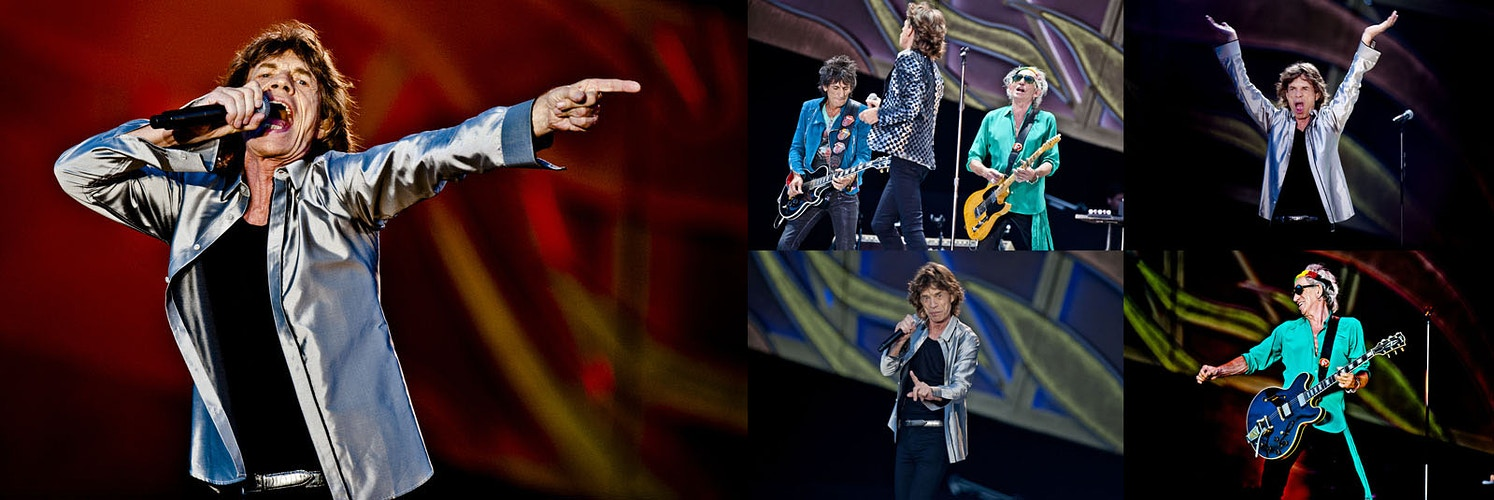 The Rolling Stones (Pinkpop) - Andreas Terlaak Photography