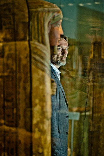 Olaf Kaper (Egyptologist) - Andreas Terlaak Photography