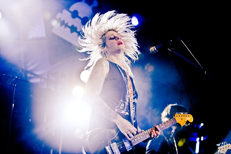 Brody Dalle (Lowlands Festival) - Andreas Terlaak Photography