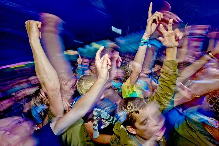 Mosh pit (Lowlands Festival) - Andreas Terlaak Photography