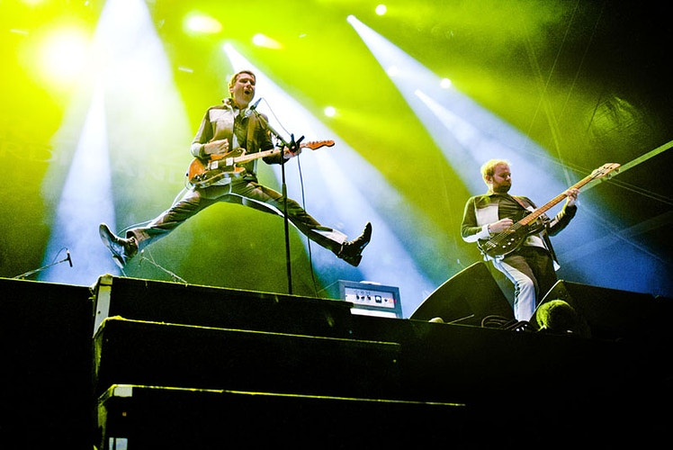 Franz Ferdinand ( Best Kept Secret Festival) - Andreas Terlaak Photography