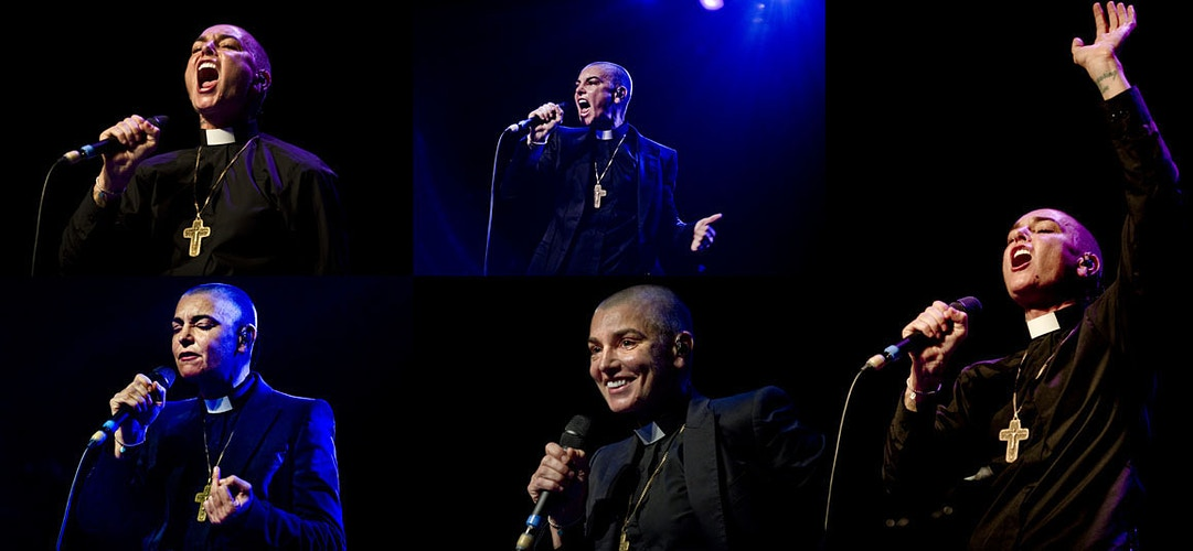 Sinead O'Connor (Melkweg) - Andreas Terlaak Photography