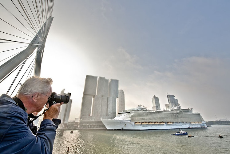 Oasis of the Seas (Rotterdam) - Andreas Terlaak Photography