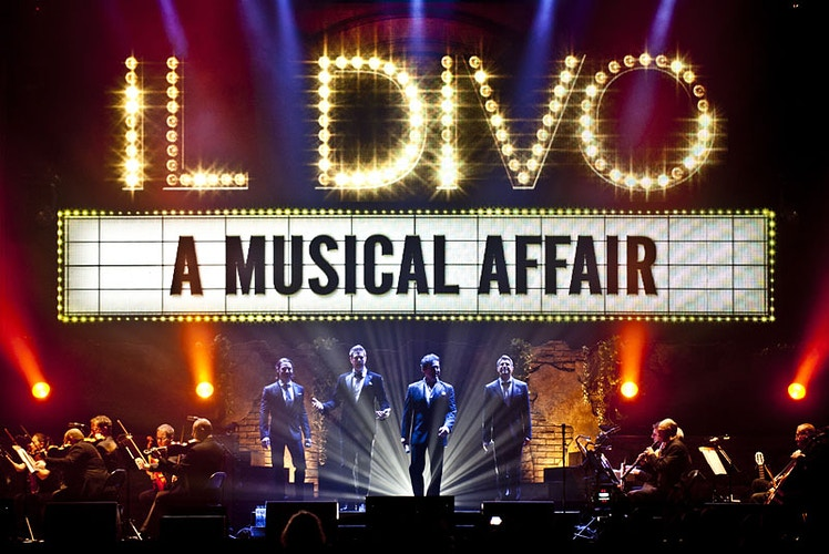 Il Divo (Ziggo Dome) - Andreas Terlaak Photography