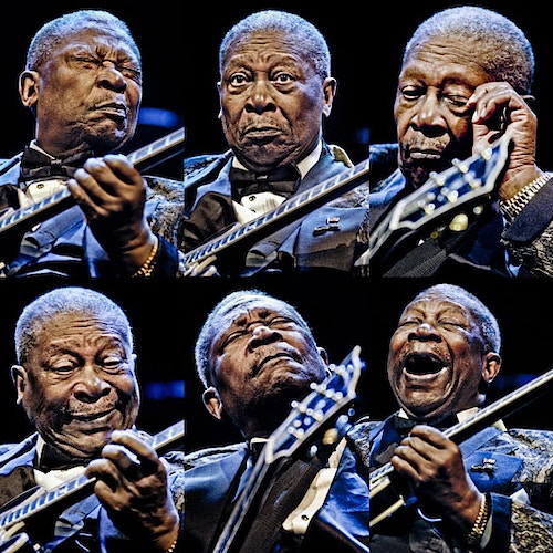 BB King - Andreas Terlaak Photography