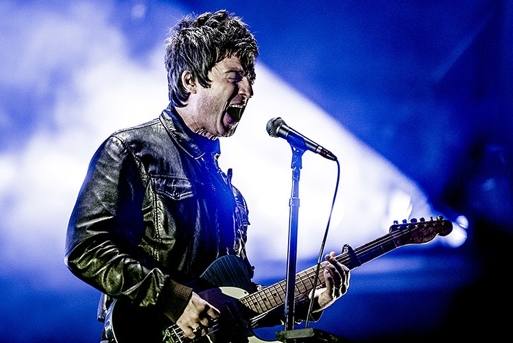 Noel Gallagher (Best Kept Secret) - Andreas Terlaak Photography