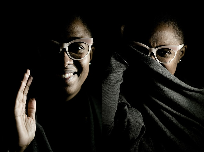 Cecile McLorin Salvant (Jazz Vocalist) - Andreas Terlaak Photography