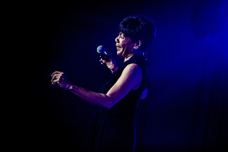 Bettye Lavette (Curacao North Sea Jazz) - Andreas Terlaak Photography