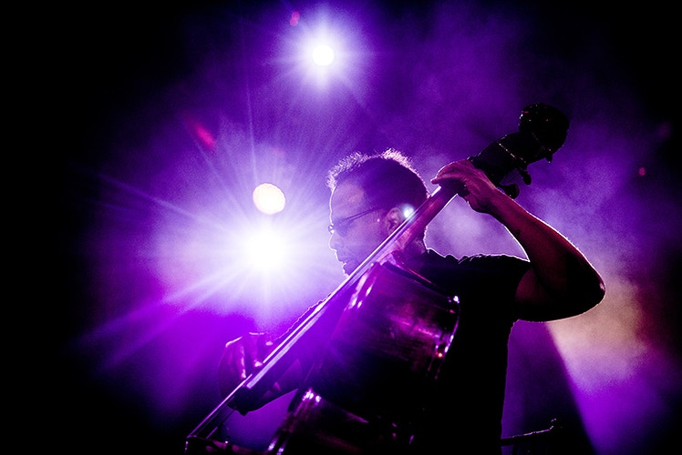 Stanley Clarke (Curacao North Sea Jazz) - Andreas Terlaak Photography