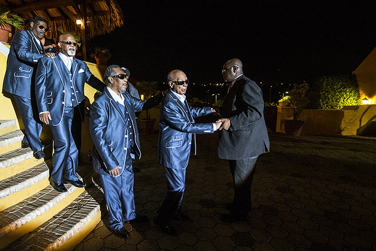 The Blind Boys Of Alabama (Curacao North Sea Jazz)) - Andreas Terlaak Photography