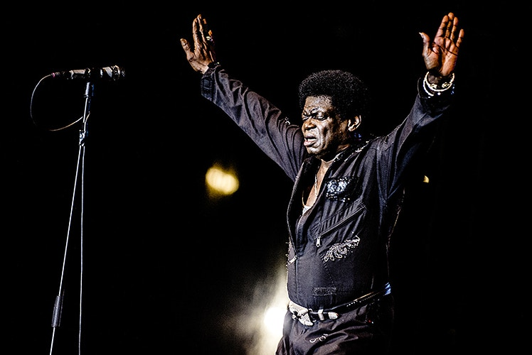 Charles Bradley (Curacao North Sea Jazz) - Andreas Terlaak Photography