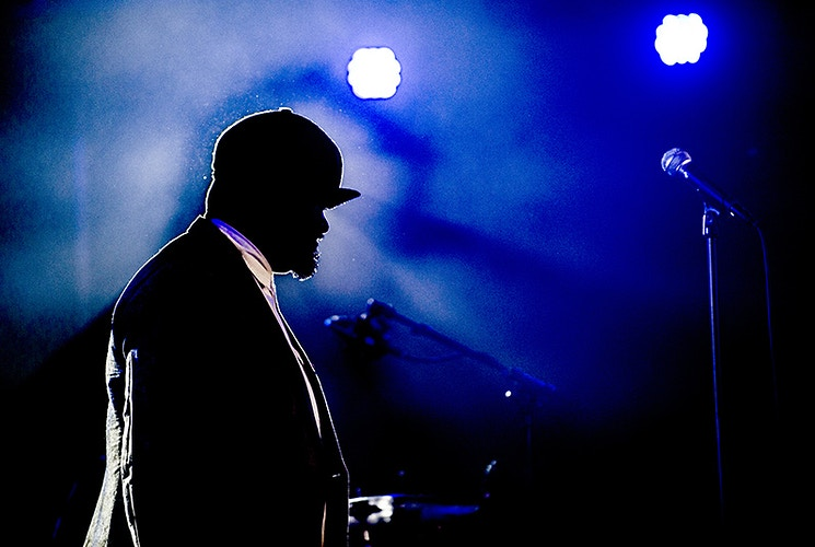 Gregory Porter (Curacao North Sea Jazz) - Andreas Terlaak Photography