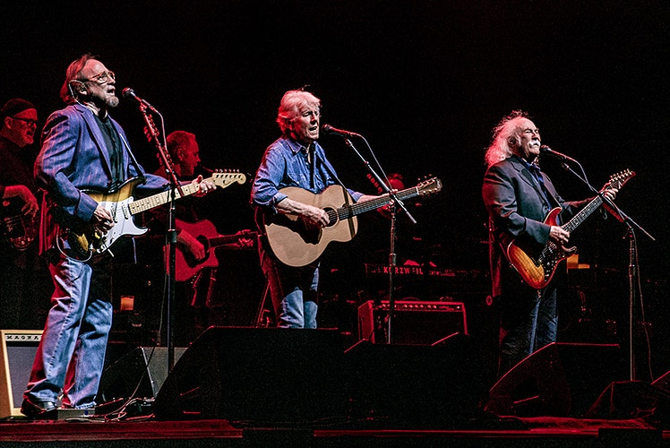 Crosby, Stills and Nash (Ziggo Dome) - Andreas Terlaak Photography