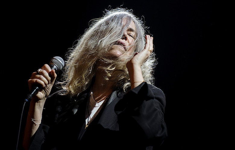 Patti Smith (Down the Rabbit Hole) - Andreas Terlaak Photography