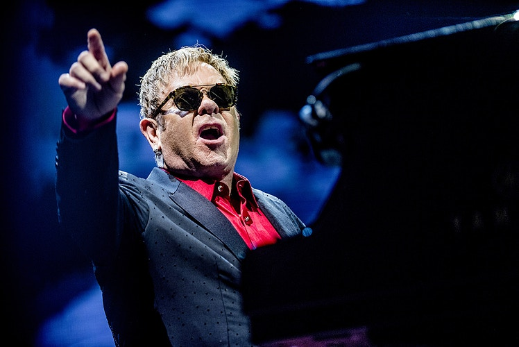 Elton John (Ziggo Dome) - Andreas Terlaak Photography