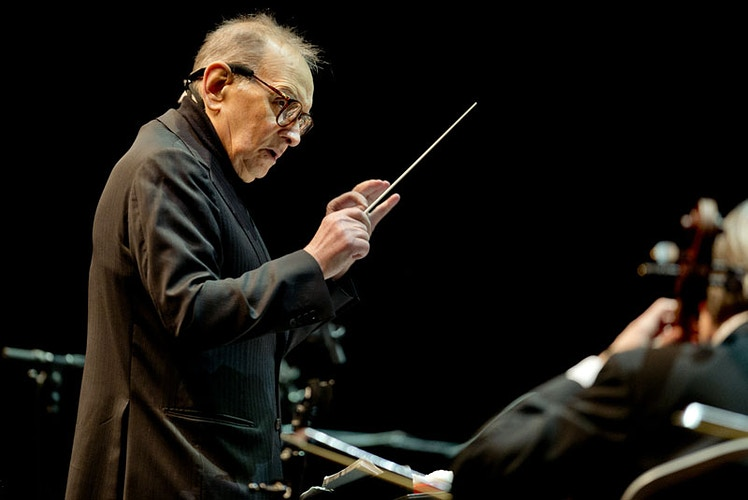 Ennio Morricone (Ziggo Dome) - Andreas Terlaak Photography