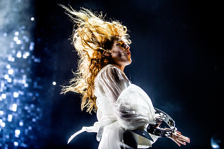 Florence + The Machine (Ziggo Dome) - Andreas Terlaak Photography