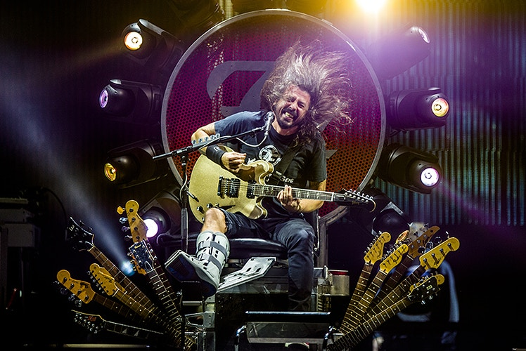 Foo Fighters (Ziggo Dome) - Andreas Terlaak Photography