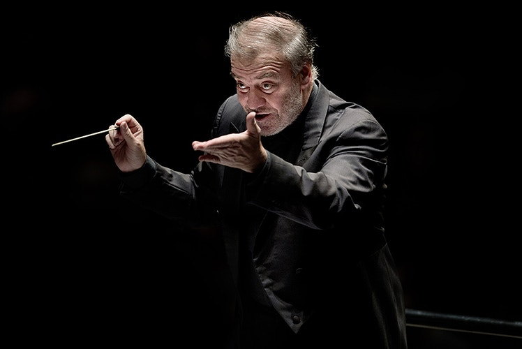 Gergiev (De Doelen) - Andreas Terlaak Photography