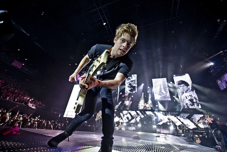 5 Seconds of Summer - Andreas Terlaak Photography