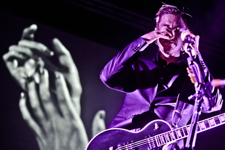 Interpol (Heineken Music Hall) - Andreas Terlaak Photography