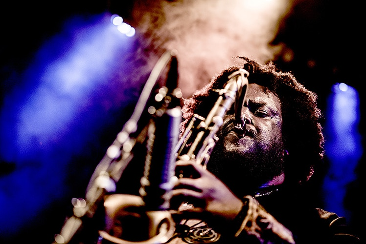 Kamasi Washington (Bird) - Andreas Terlaak Photography