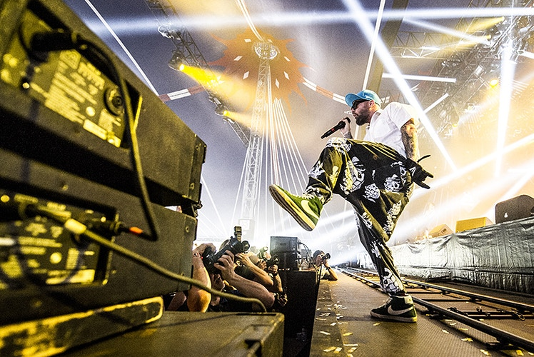 Limp Bizkit (Lowlands Festival) - Andreas Terlaak Photography