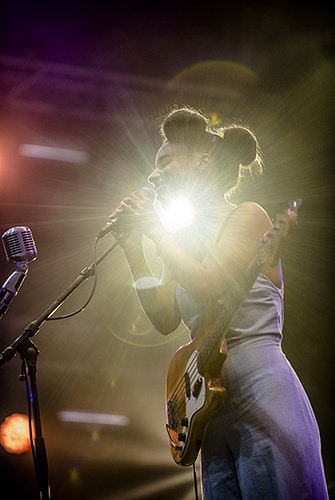 Lianne La Havas (Lowlands Festival) - Andreas Terlaak Photography