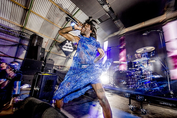 ho99o9 (Lowlands Festival) - Andreas Terlaak Photography