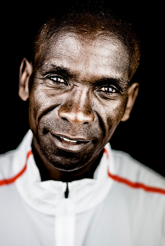 Eliud Kipchoge - Andreas Terlaak Photography