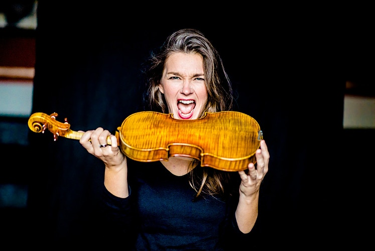 Janine Jansen - Andreas Terlaak Photography