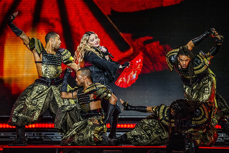 Madonna (Ziggo Dome) - Andreas Terlaak Photography