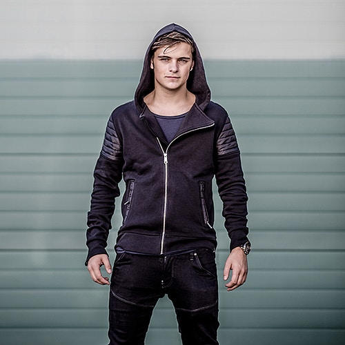 DJ Martin Garrix - Andreas Terlaak Photography