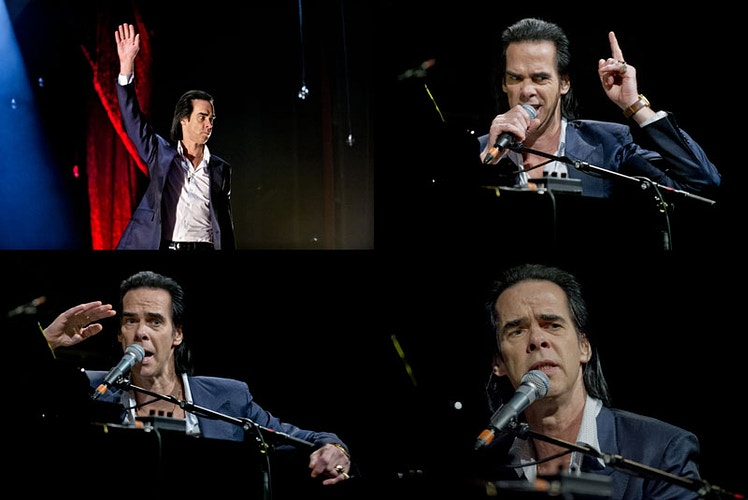 Nick Cave (World Forum Theater) - Andreas Terlaak Photography