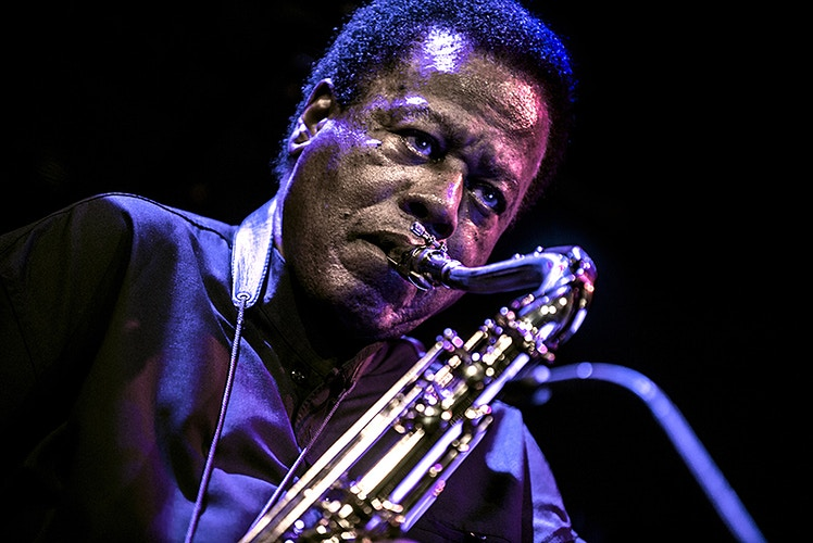 Wayne Shorter (North Sea Jazz Festival) - Andreas Terlaak Photography