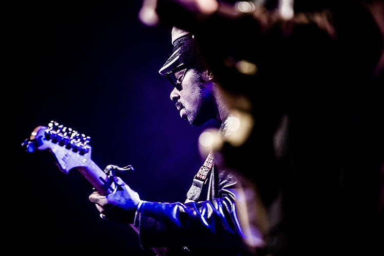 Curtis Harding (North Sea Jazz Festival) - Andreas Terlaak Photography