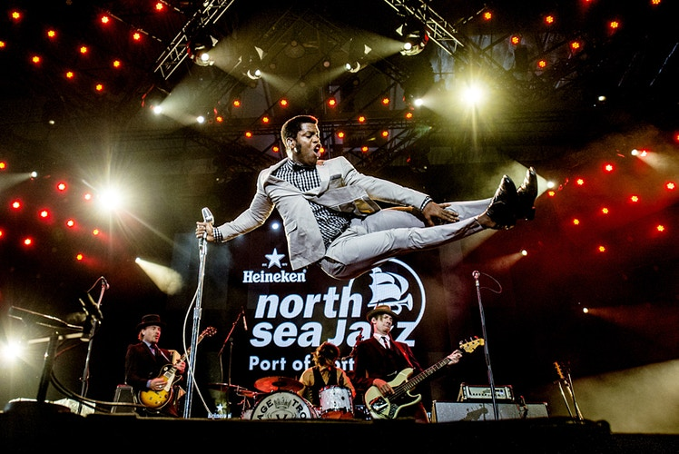 Vintage Trouble (North Sea Jazz) - Andreas Terlaak Photography