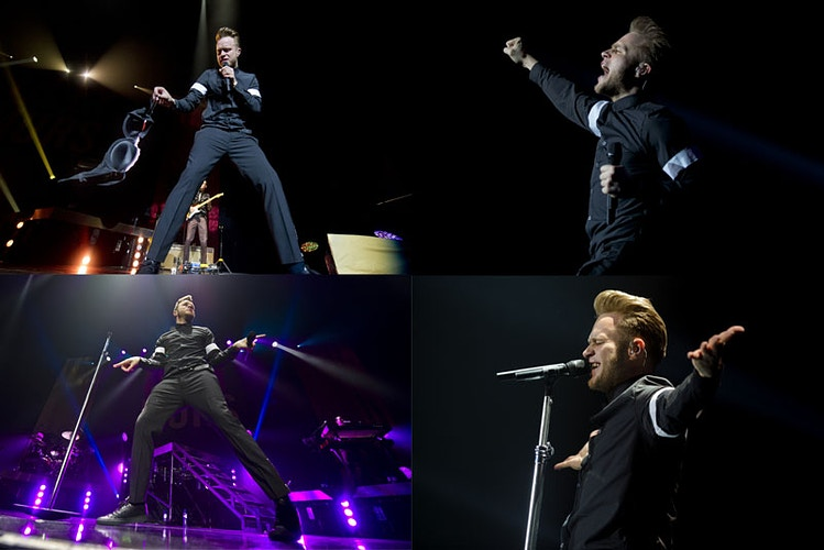 Olly Murs (Heieneken Music Hall) - Andreas Terlaak Photography
