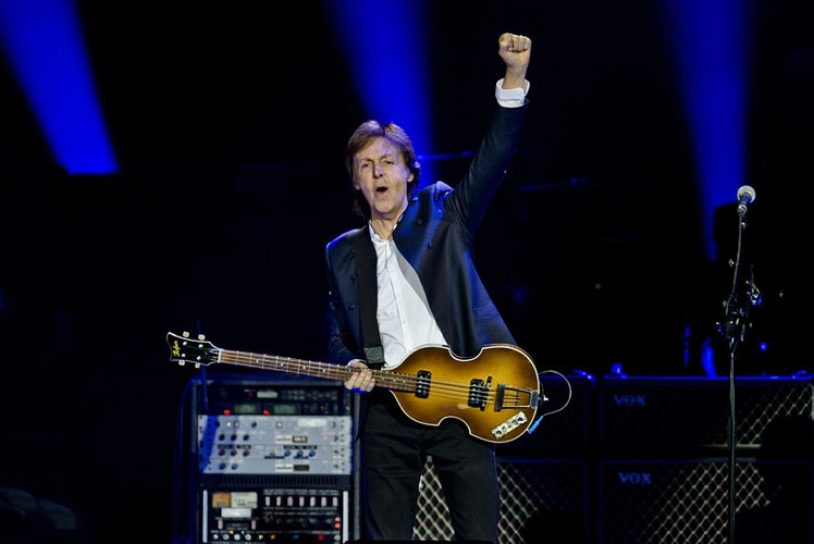 Paul McCartney (Ziggo Dome) - Andreas Terlaak Photography