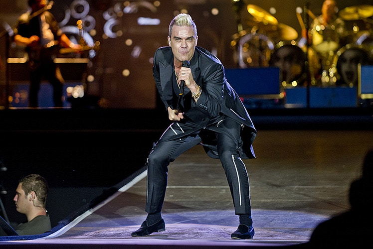 Robbie Williams (Pinkpop Festival) - Andreas Terlaak Photography